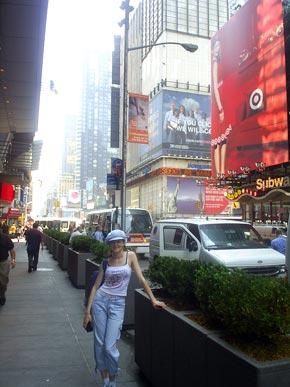 Work and Travel Нью-Йорк